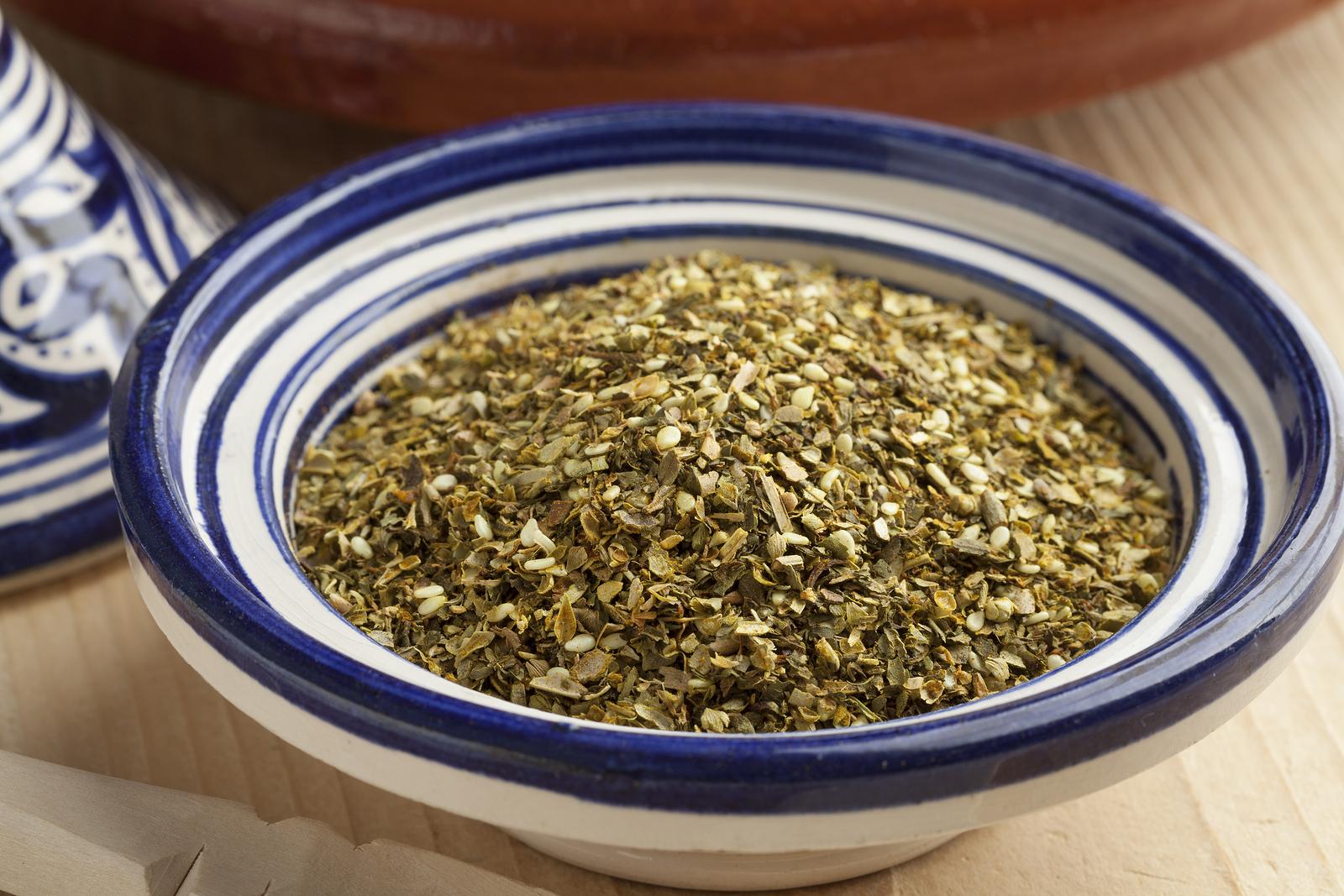 zaatar, seasoning, spice, blend,