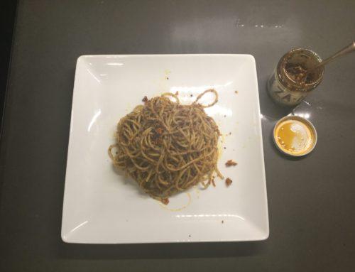 Zaatar Recipe: Za-Ha Zaatar Pasta