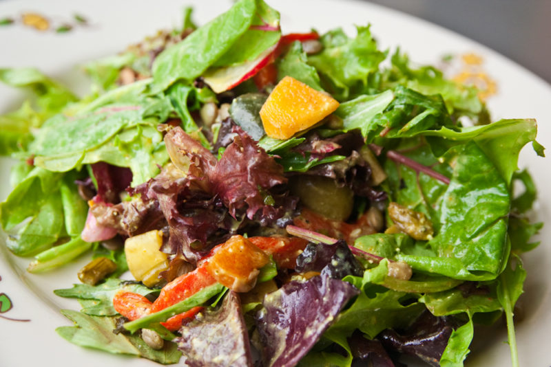 Za-Ha Zaatar Spread Salad Recipe