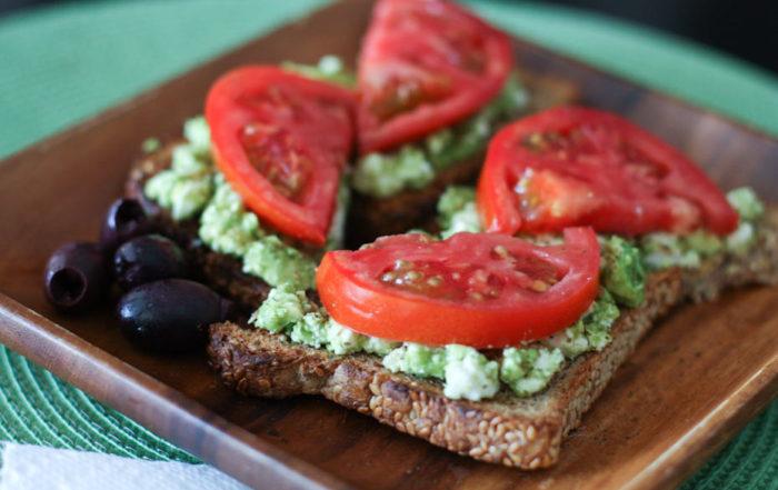 Zaatar recipe avocado toast