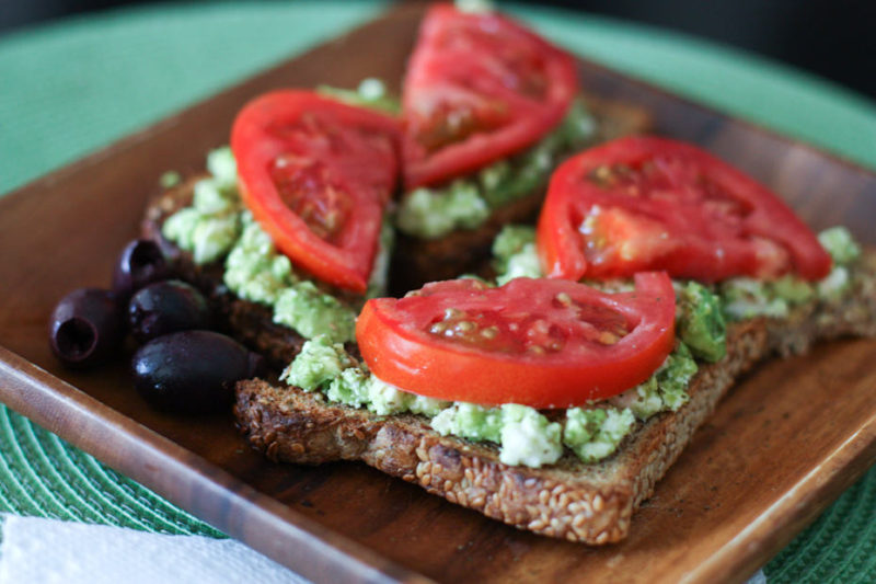 Zaatar recipe avocado toast
