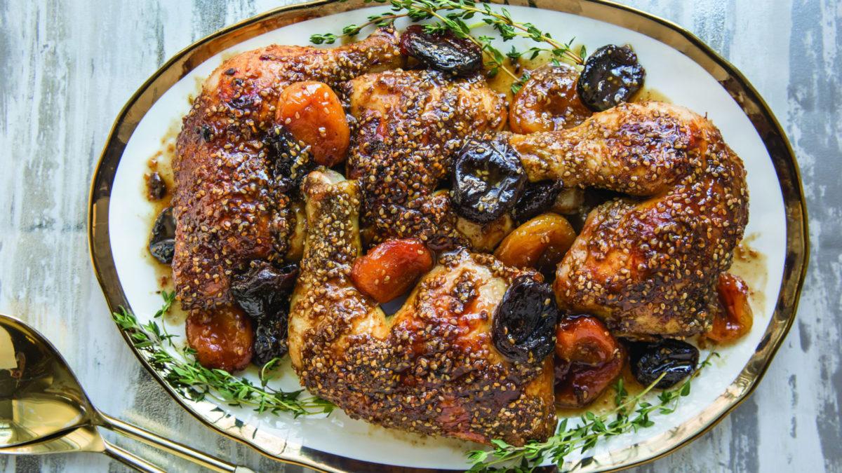 zaatar chicken recipe
