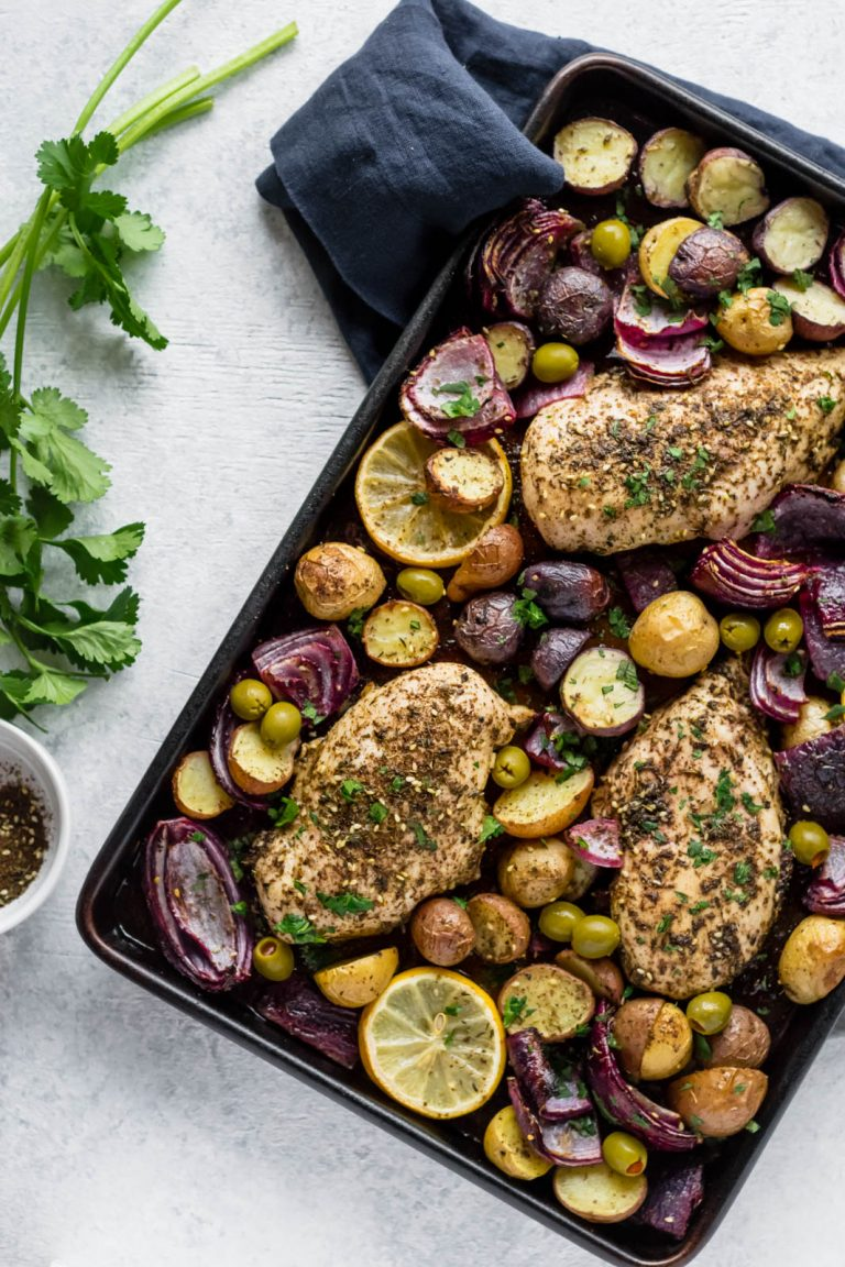 za-ha zaatar baked chicken recipe