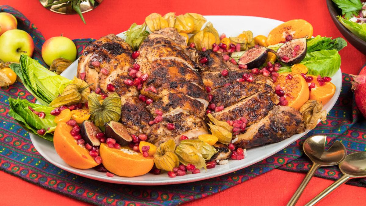 za-ha zaatar turkey recipe